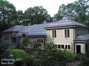Coldspring 2001 New Roof