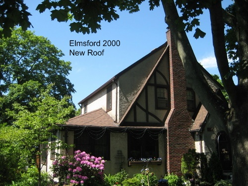 Elmsford 2000 New Roof