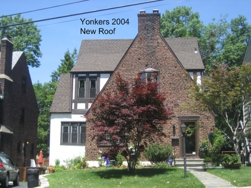 Yonkers 2004 New Roof
