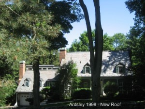 Ardsley 1998 New Roof
